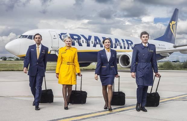 Aziende che assumono 2017: Ryanair cerca assistenti di volo