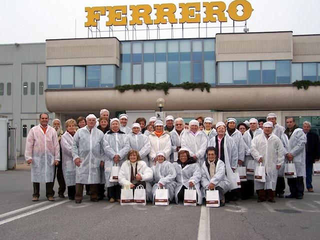 Fatturato Ferrero 2016: Superati i 10 Miliardi