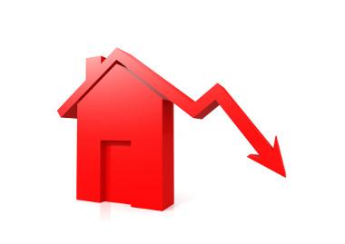 Quotazioni Immobiliari: dal 2007 -40%