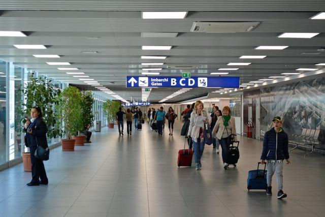 Offerte Lavoro Roma: Assunzioni Aeroporto Fiumicino